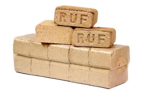 Брикеты топливные RUF 10-11кг 12шт/упак