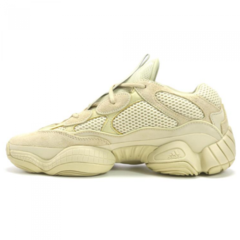 Унисекс Adidas Yeezy Boost 500 Desert Rat/Super Moon Yellow