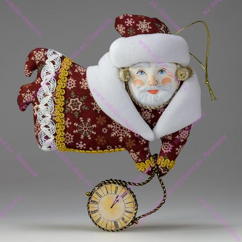 Летящий Дед Мороз