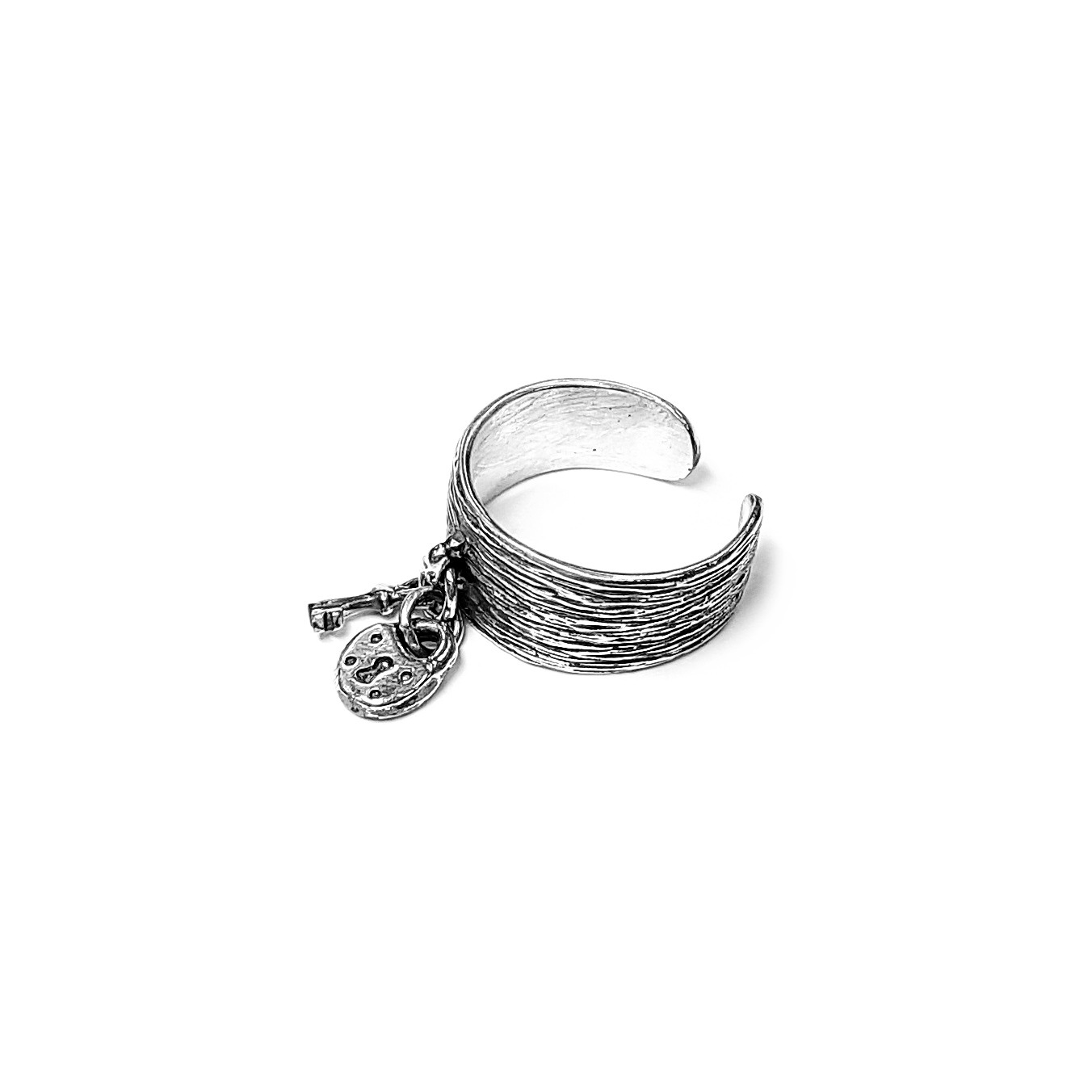 Ring Secret Sterling Silver