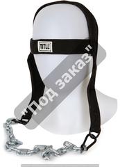 Тренажер для прокачки шеи TITLE BOXING® NYLON HEAD HARNESS