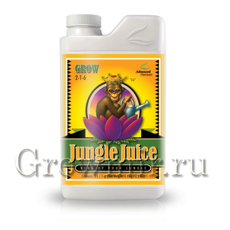 Advanced Nutrients Jungle Juice Grow (1л или 5л)