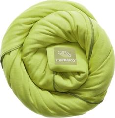 Трикотажный слинг-шарф manduca sling lime (лайм)