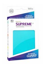Ultimate Guard - Цвета морской волны матовые протекторы 80 штук в коробочке