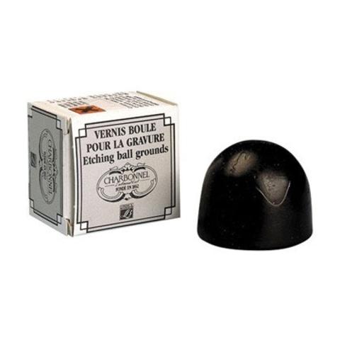 Грунт шарообразный мягкий черный Charbonnel (прочный) Lefranc&Bourgeois