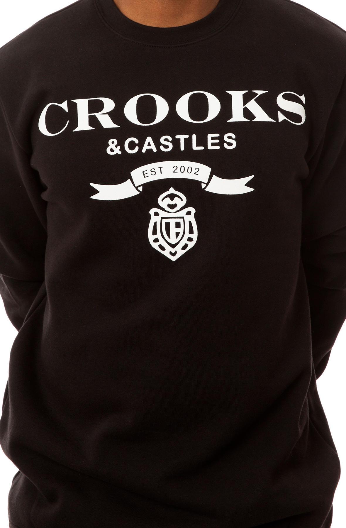 Свитшот Crooks LA фото 2