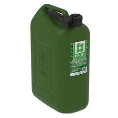 Канистра для бензина 25 л с заливным устройством PROFI