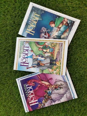 Hobbit. Complete pack. (Первая печать!) (1989)