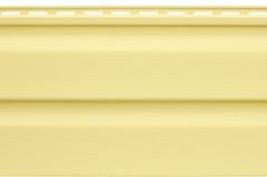 Панель виниловая жёлтая Т-01 - 3,66м