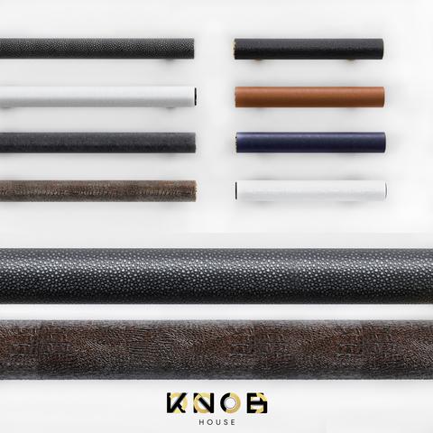 Ручка скоба D15 Full Leather