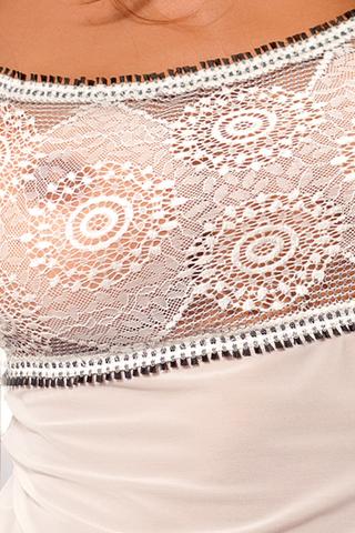 Комплект эротического белья: Маечка и стринги LANAI SET