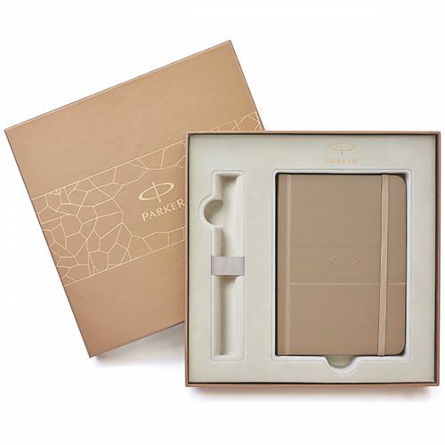 Подарочная коробка Parker с блокнотом