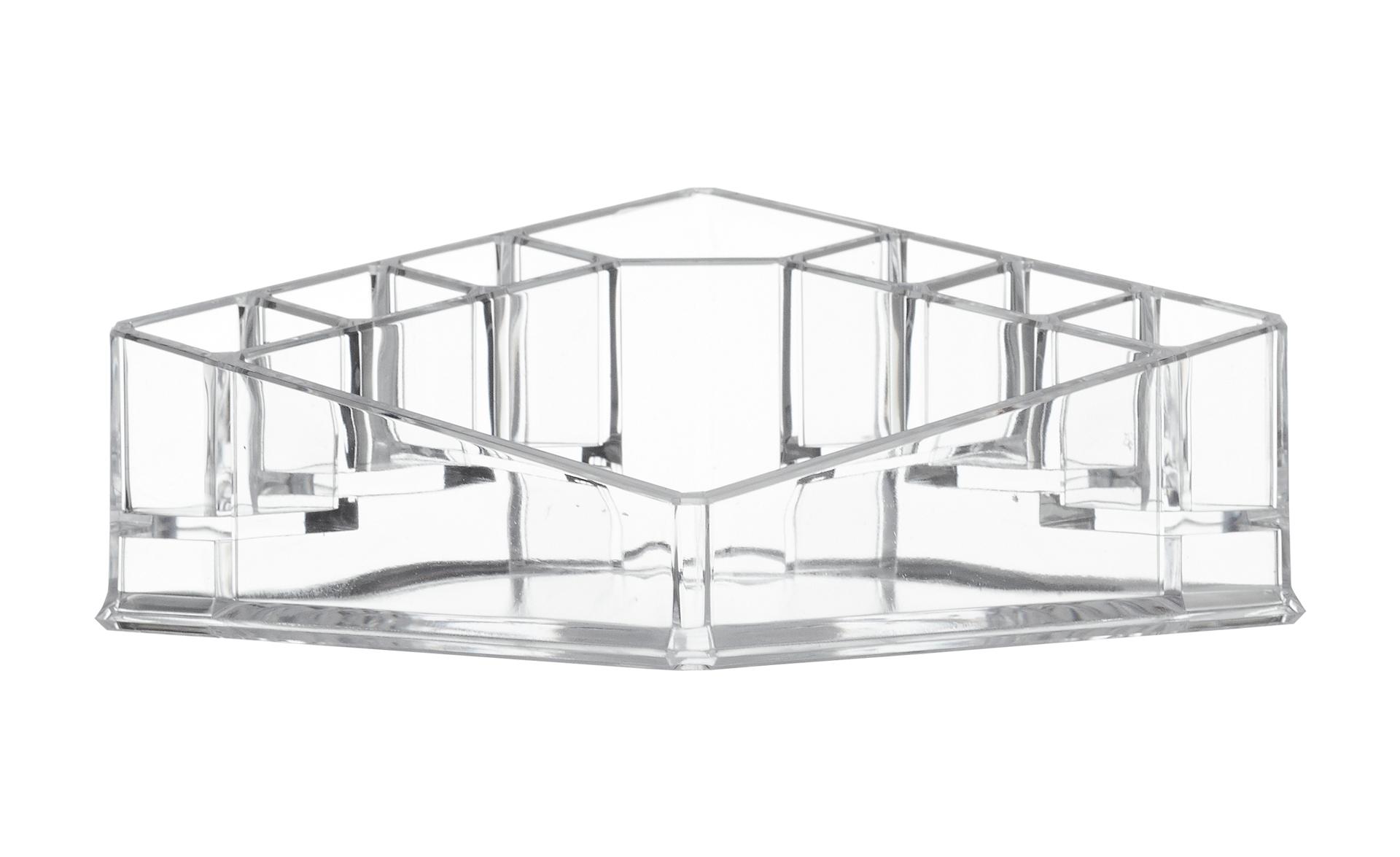 Акриловый органайзер для косметики Water-drop