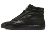 Кеды Мужские Philipp Plein Hi-Top Zip Classic Leather (с Мехом)