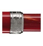 Шариковая ручка Visconti REMBRANDT Red PT смола (VS-484-90)