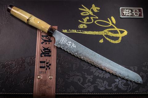 Кухонный нож Bread Medake 8119-DM
