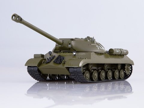 Tank IS-3M Our Tanks #2 MODIMIO Collections