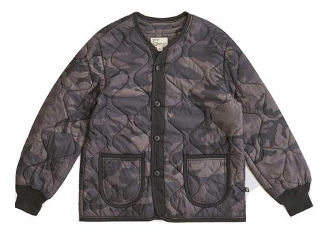 Подкладка для куртки Alpha Industries M-65 Defender (черная)