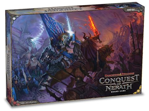 D&D – Conquest of Nerath Board Game / Завоевание Нерата