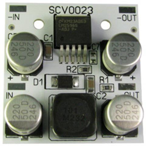 EK-SCV0023-5V-3A - Импульсный стабилизатор напряжения 5 V, 3 А