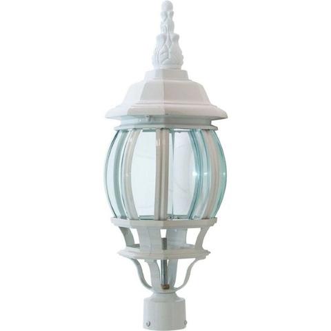 Светильник садово-парковый, 100W 230V E27 белый, 8103 (Feron)