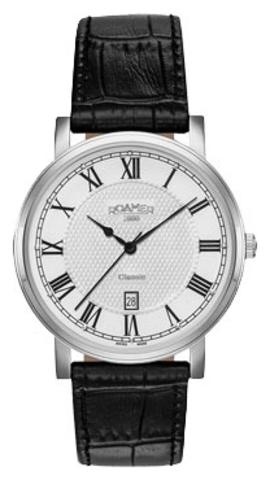 Купить Наручные часы Roamer 709856.41.22.07 по доступной цене