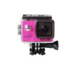 Экшн-камера JS4000 1080p Влагоустойчивая (Розовый)