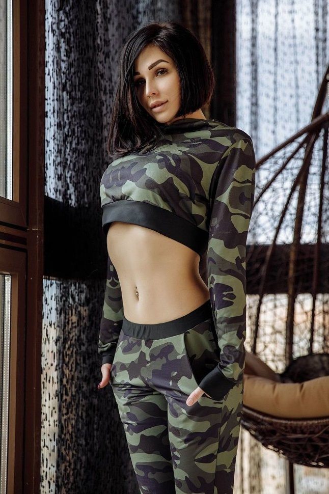 Кофта Bonafide Hoody (Military Special Forces)