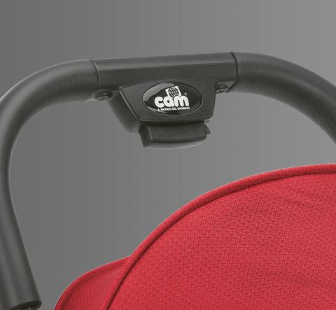 Прогулочная коляска Cam Cubo Evo