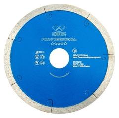 Алмазный диск KEOS Professional 125х22,23 мм по керамограниту