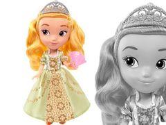 Кукла Эмбер из серии Принцесса София Дисней