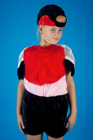 Карнавальный костюм Снегиря 1