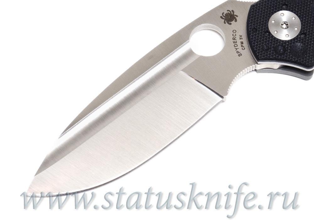 Нож Spyderco Schempp Tuff