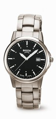 Мужские наручные часы Boccia Titanium 604-05