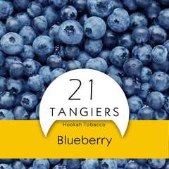 Табак Tangiers 250 г Noir Blueberry