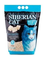Наполнитель для кошек, Сибирская Кошка, Тофу Оригинальный
