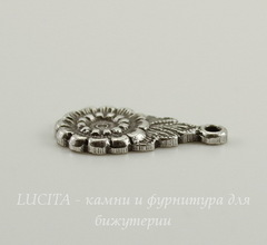 Винтажный декоративный элемент - подвеска