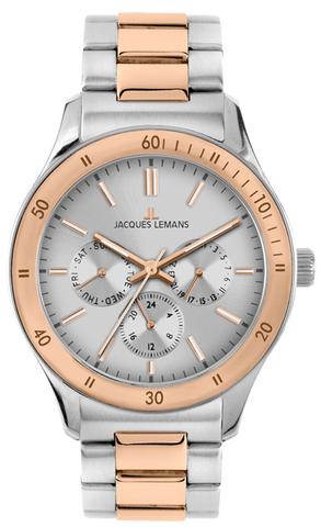 Купить Наручные часы Jacques Lemans 1-1691ZI по доступной цене