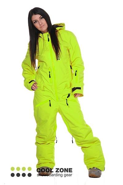 Сноубордический комбинезон Cool Zone (2727) женский