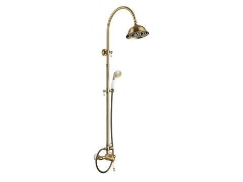Душевая система Aksy Bagno Faenza  Fa410-2005-2001-Bronze