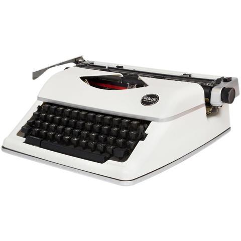 Печатная машинка We R Typecast Typewriter- White