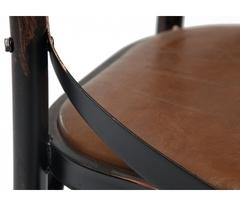 Стул Secret De Maison Кросс (CROSS)(mod.017) — коричневый/brown vintage