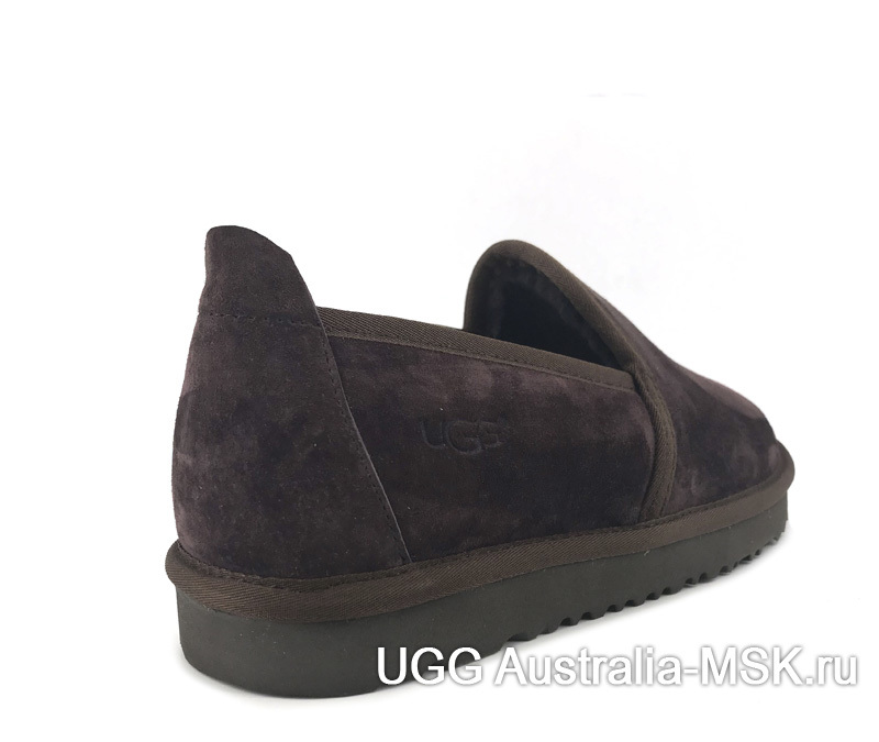 UGG New Men's Chocolate