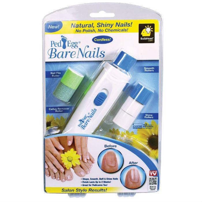 Принадлежности для маникюра и педикюра Электрическая пилка для ногтей Bare Nails 165c423a0c3499e1e1d18df4a1e6b8f9.jpg