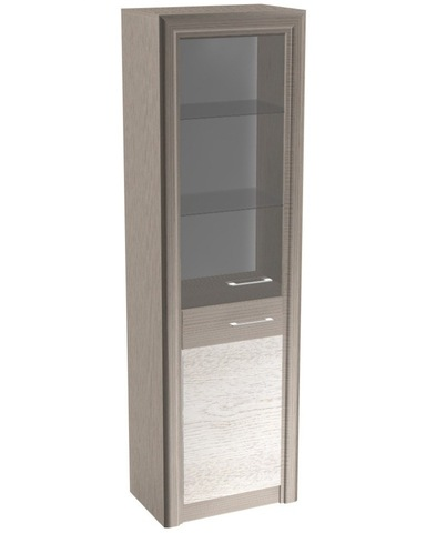 Шкаф со стеклом  ЛЮЧЕНТА