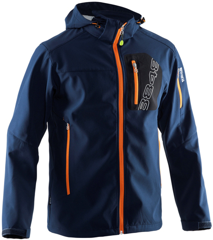 Куртка лыжная 8848 Altitude Ignite Softshell Jacket navy мужская