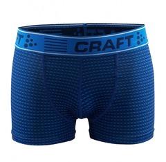 Мужские спортивные трусы крафт Cool Greatness Boxer (1904197-2036) синие фото
