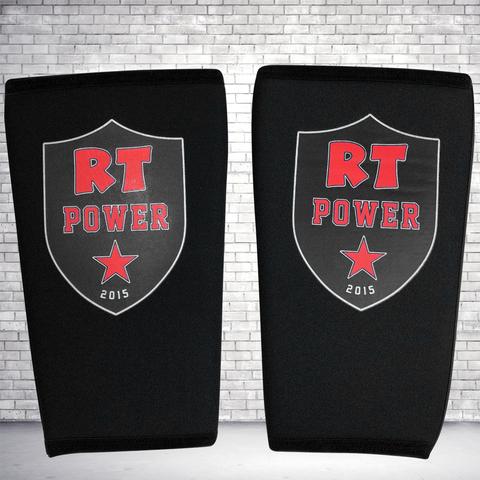 купить наколенники для пауэрлифтинга RT Power неопрен 7 мм