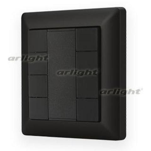 INTELLIGENT ARLIGHT Панель DALI-223-1G-4S-IN-BLACK (BUS)
