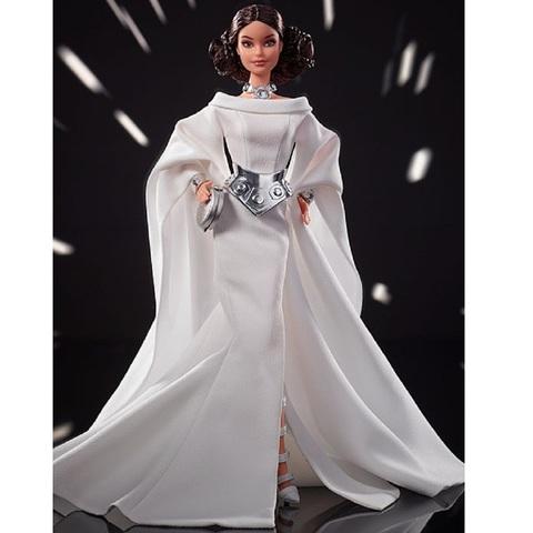 Барби Звёздные Войны Принцесса Лея